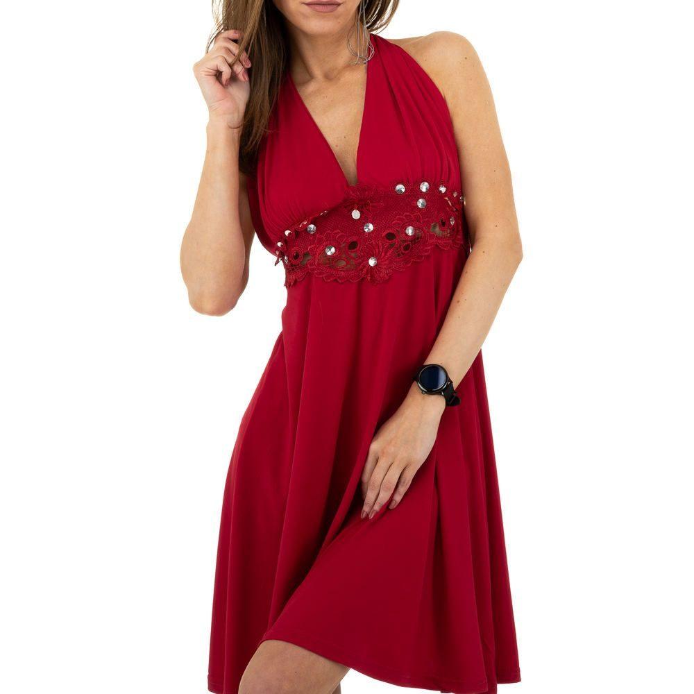 Letní dámské mini šaty - XL/XXL EU shd-sat1186vi