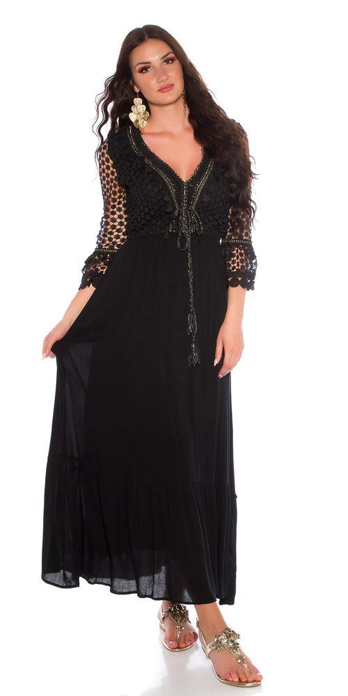 Letní šaty Koucla in-sat2217bl