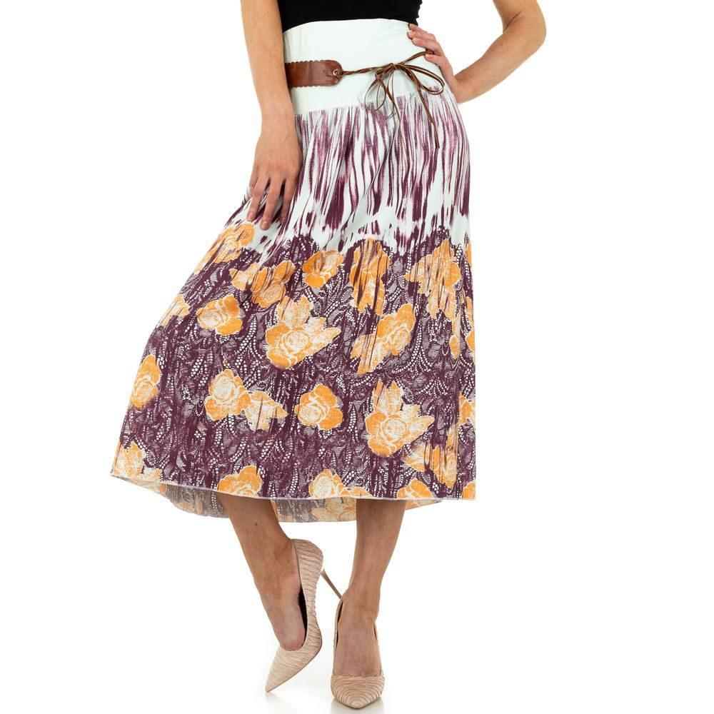Letní dámská sukně - L/XL EU shd-su1048wh