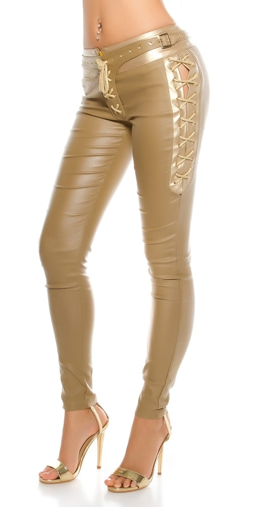 Originálne dámske nohavice Koucla in-ka1042be