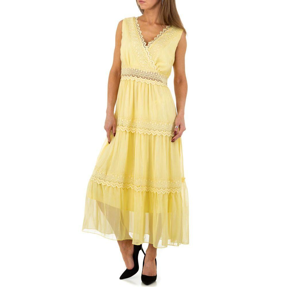 Dámské letní šaty - M/38 EU shd-sat1162ye