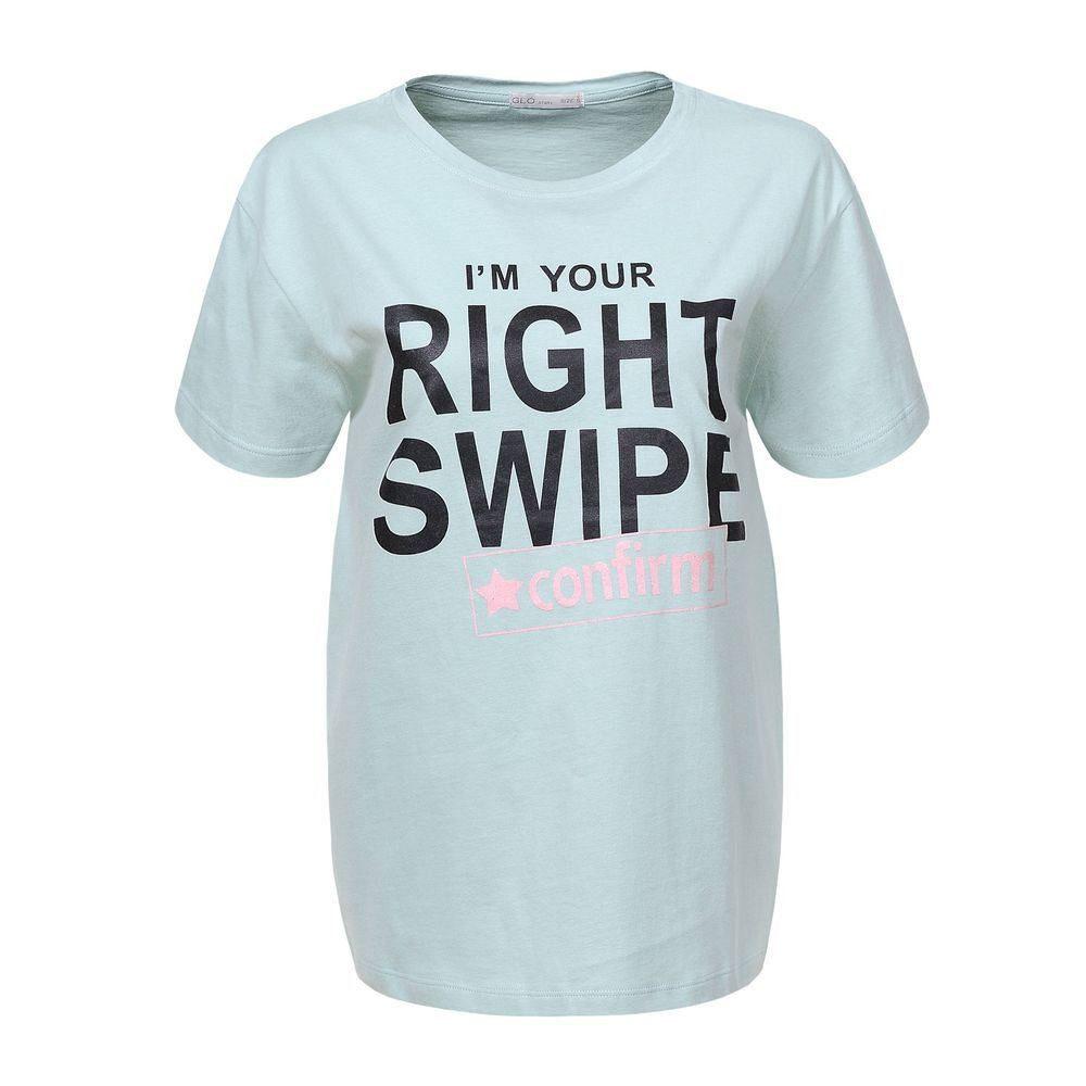 Dámské tričko s nápisem shd-tr1069sze