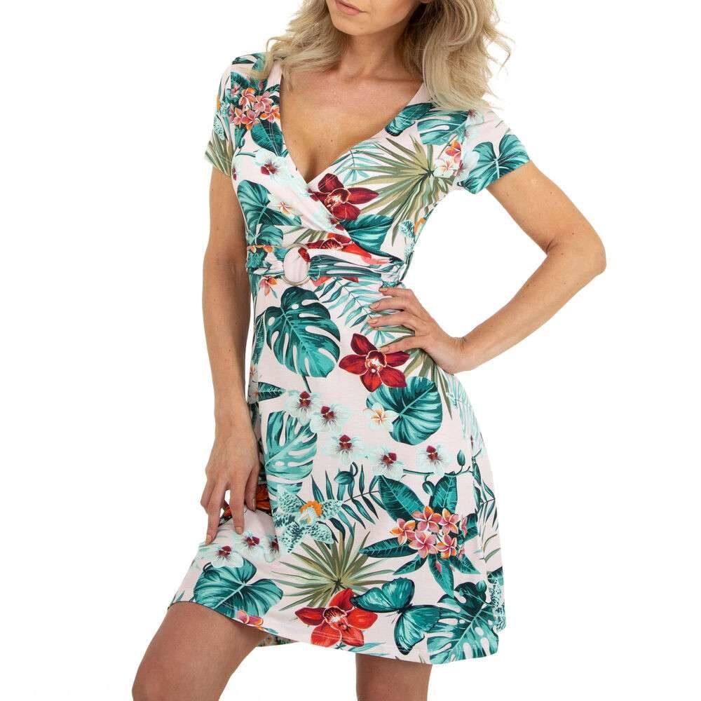 Letní krátké šaty EU shd-sat1317pi