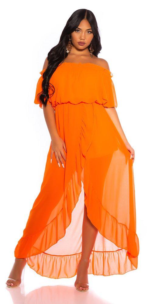 Letní šaty Koucla in-sat2228or