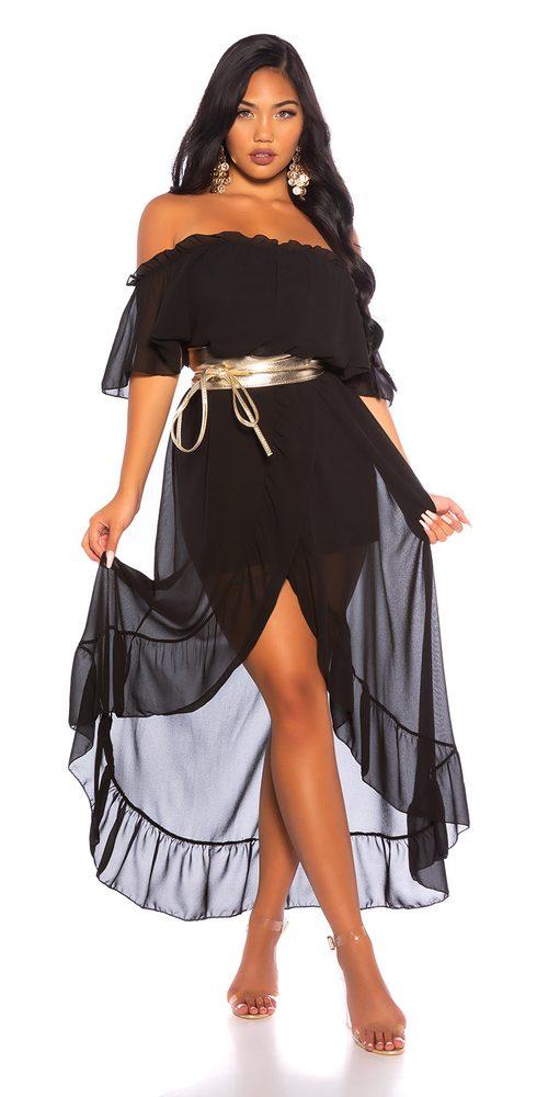 Letní dámské šaty Koucla in-sat2228bl