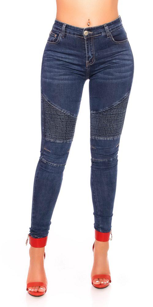 Dámské džíny - 36 Koucla in-ri1673