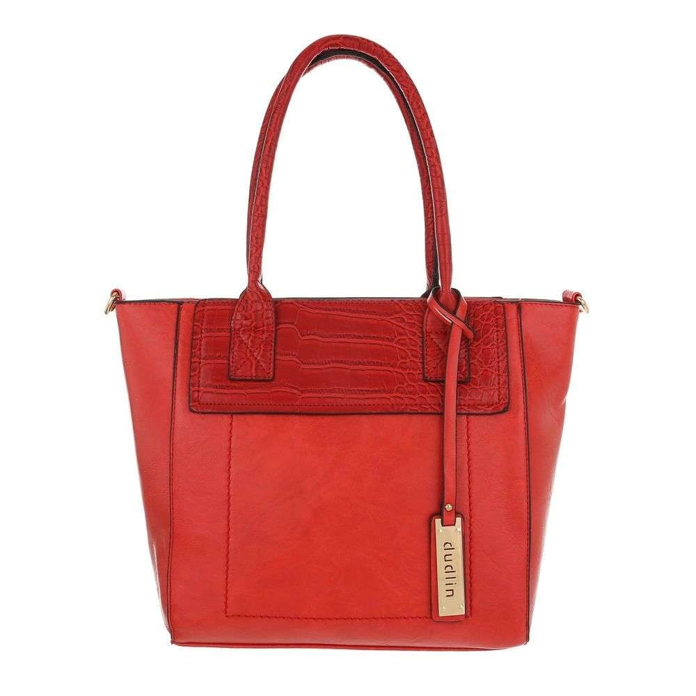 Červená kabelka EU sh-ta1024re