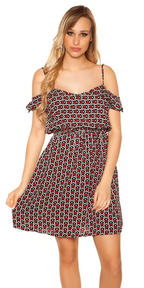Letní šaty - M/L Koucla in-sat2026bl