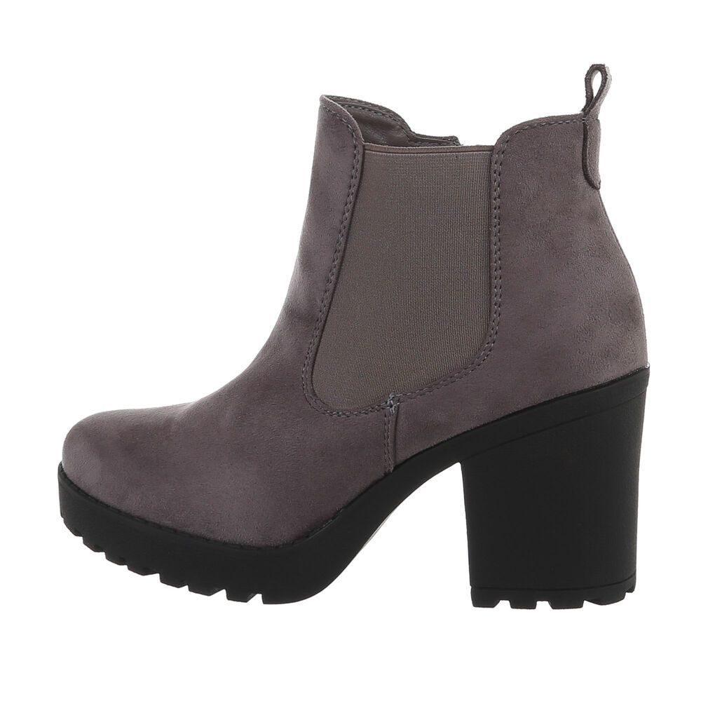 Kotníková zimní obuv - 39 EU shd-okk1437gr