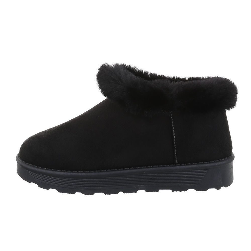 Nízke zimné topánky válenky - 40 EU shd-okk1371bl