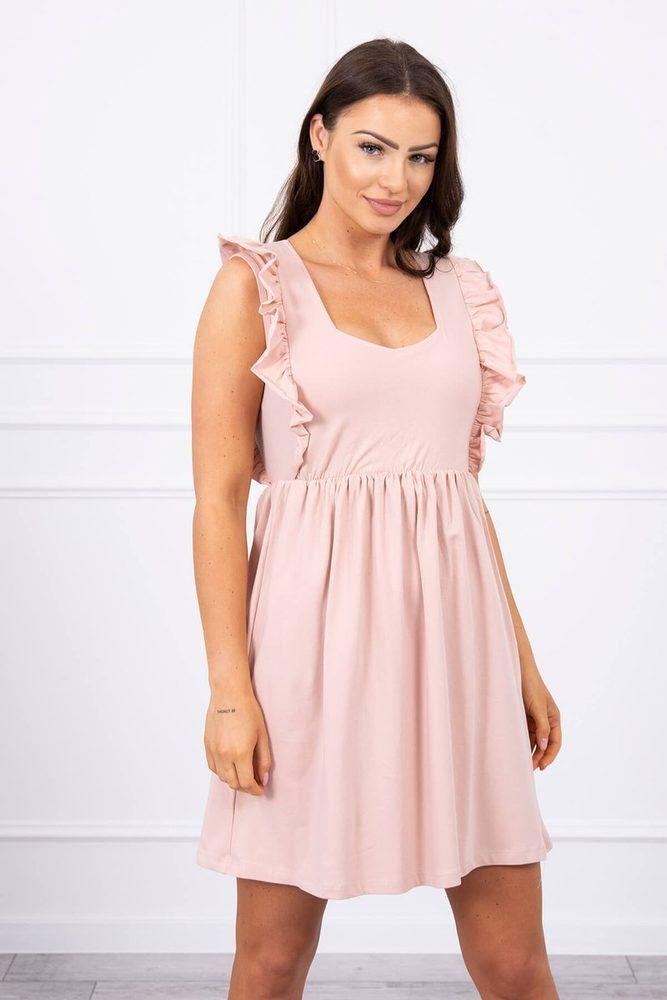 Letní mini šaty Kesi ks-sa9082spi