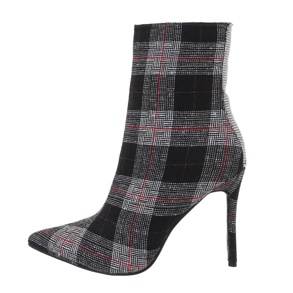Kotníková dámská obuv - 39 EU shd-okk1283wh