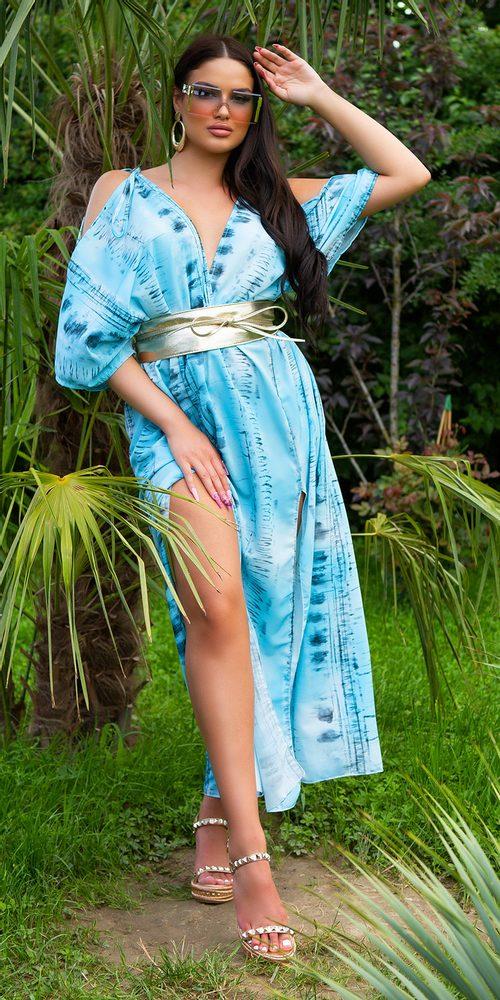 Letní dlouhé šaty Koucla in-sat2289mo