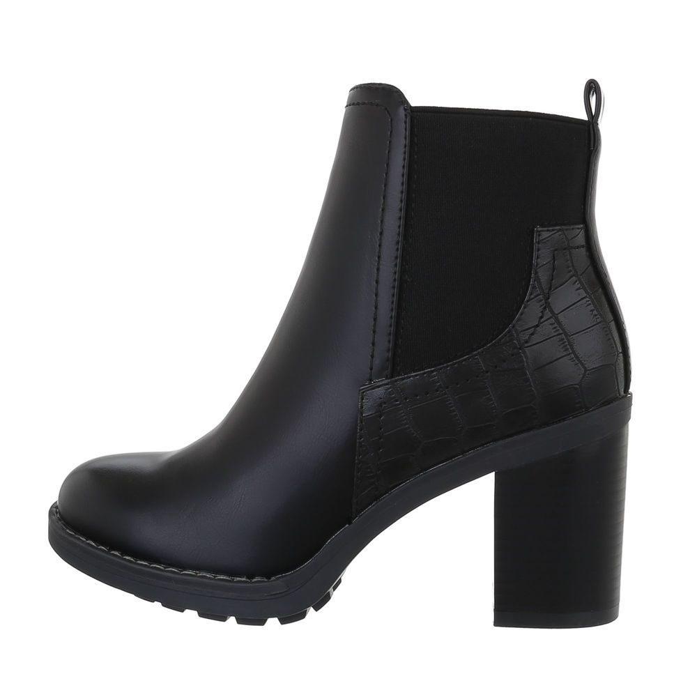 Dámská kotníková obuv - 39 EU shd-okk1434bl
