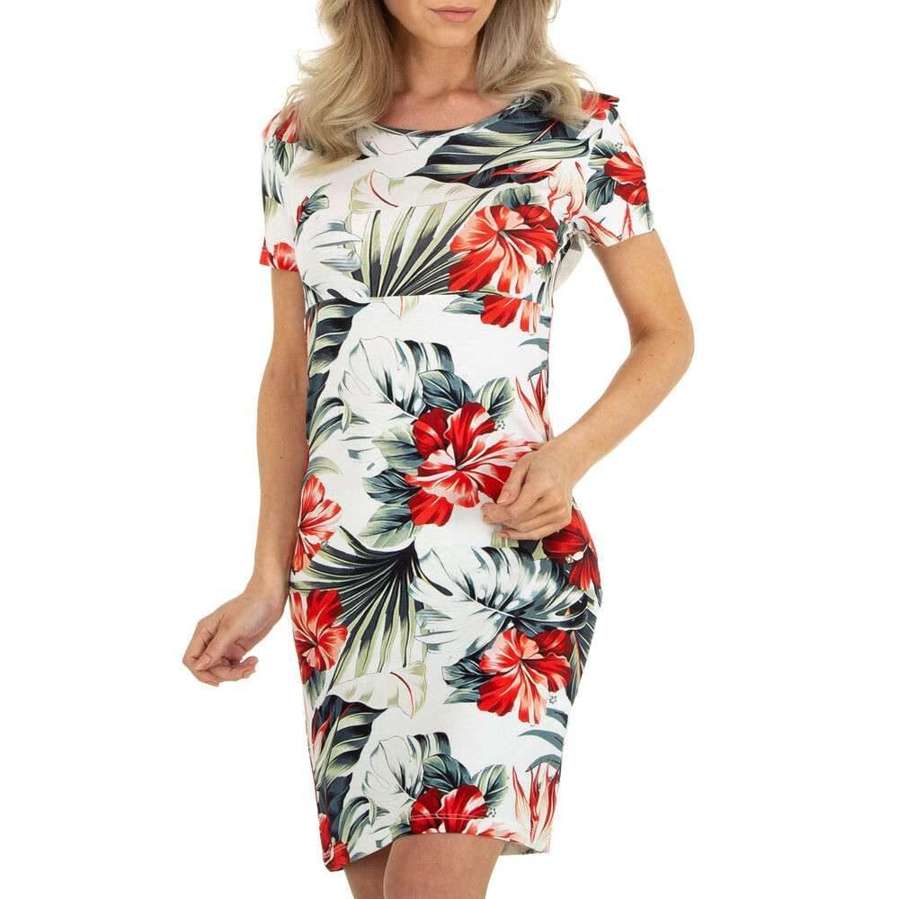Krátké letní šaty EU shd-sat1318wh