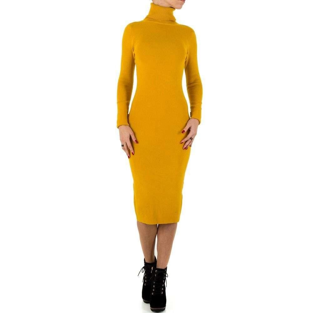 Úpletové dámske šaty EU shd-sat1126ge