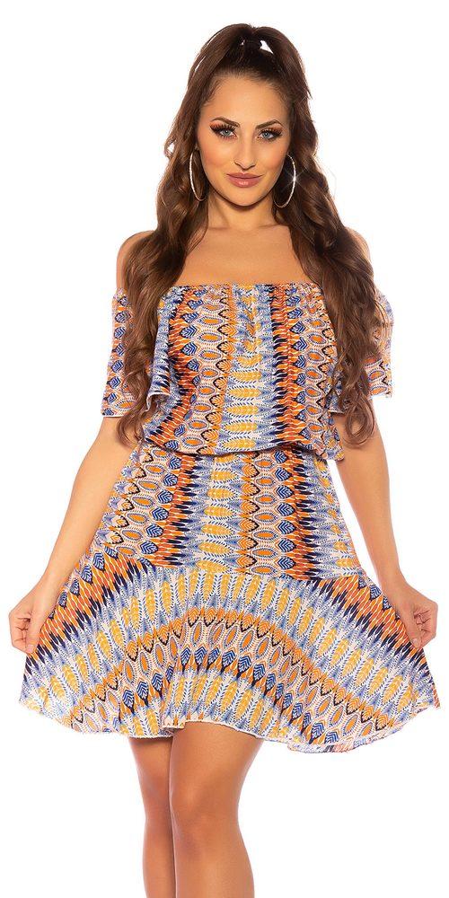 Letní dámské šaty Koucla in-sat2185mo