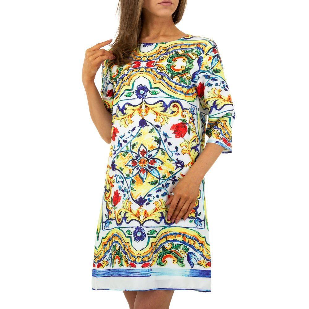 Letní dámské šaty - S/36 EU shd-sat1170ba