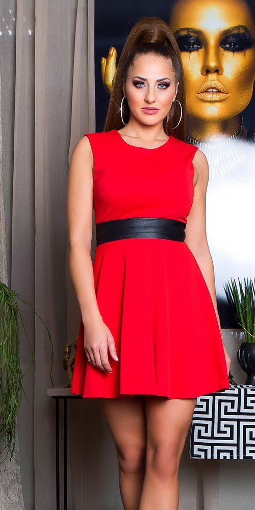 Elegantní dámské šaty Koucla in-sat1335re