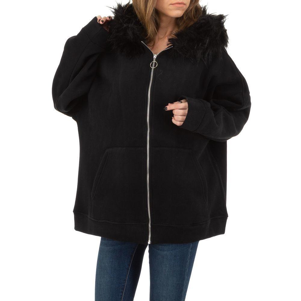 Černá dámská bunda EU shd-bu1223bl