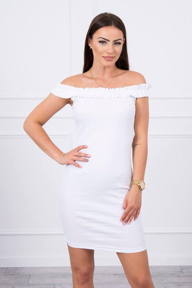 Dámské letní mini šaty Kesi ks-sa9097wh