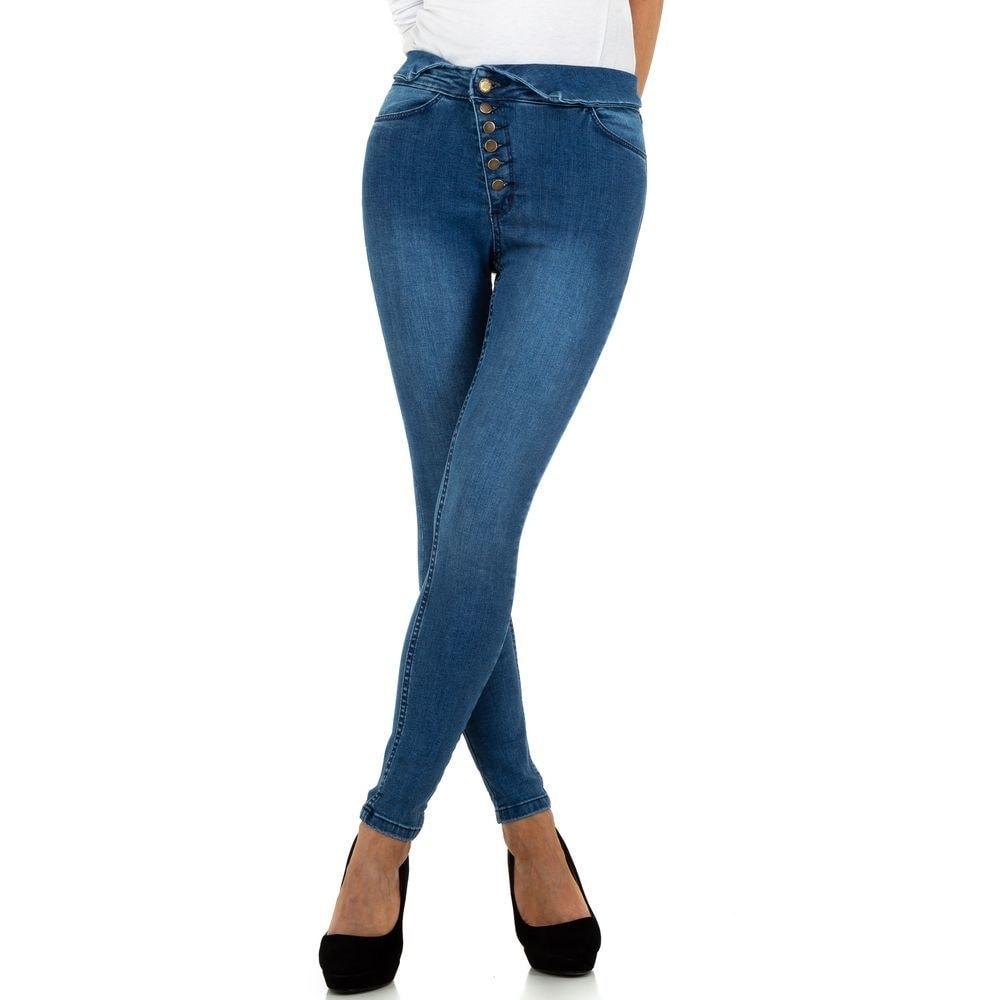 Dámske úzke džínsy - L/40 EU shd-ri1226tmo