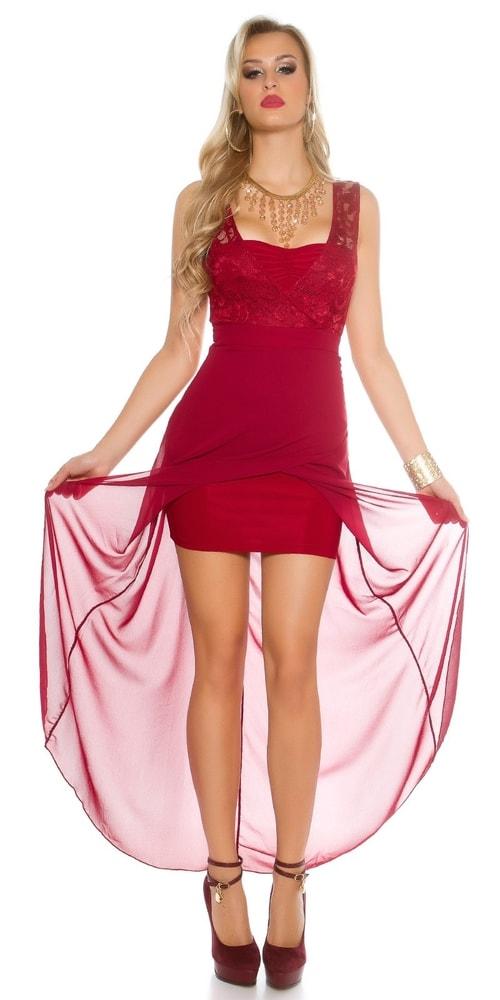 Večerní dámské šaty Koucla in-sat1290bo