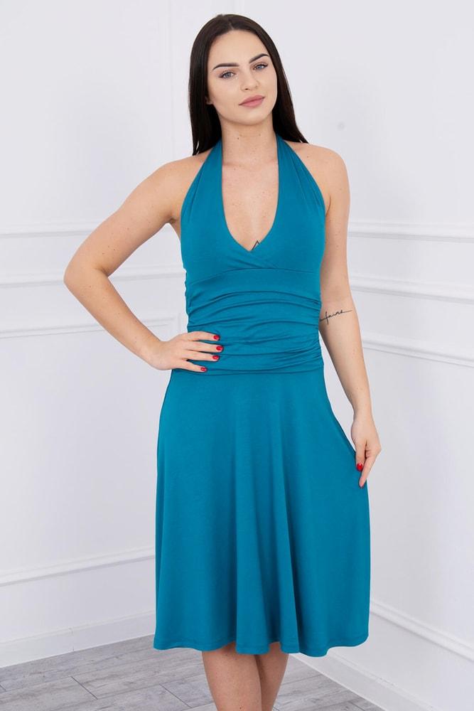 Dámske letné šaty - M Kesi ks-sa60941pe