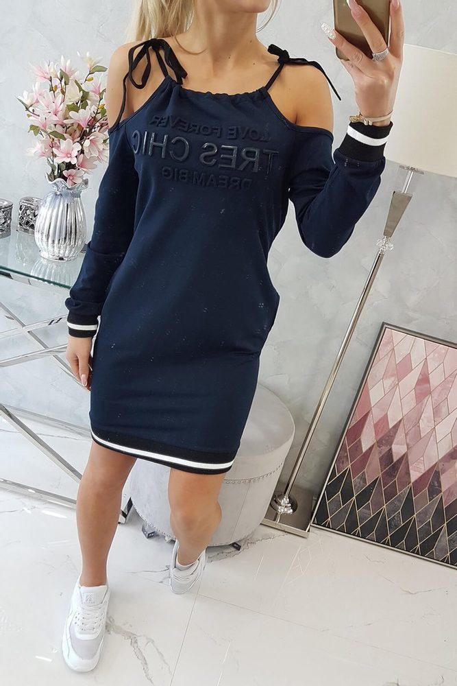 Voľnočasové šaty Kesi ks-sa62182tm