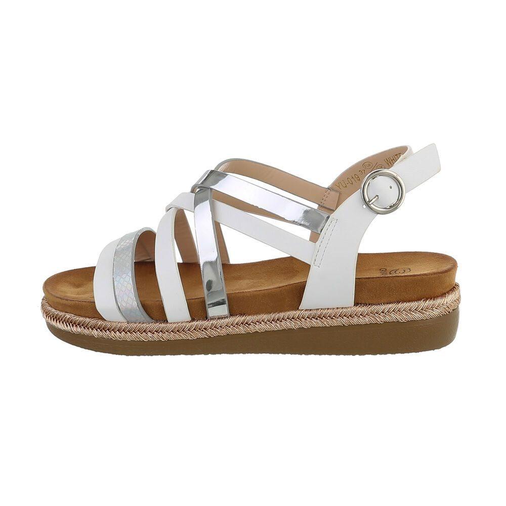 Dámské letní sandály - 41 EU shd-osa1486wh