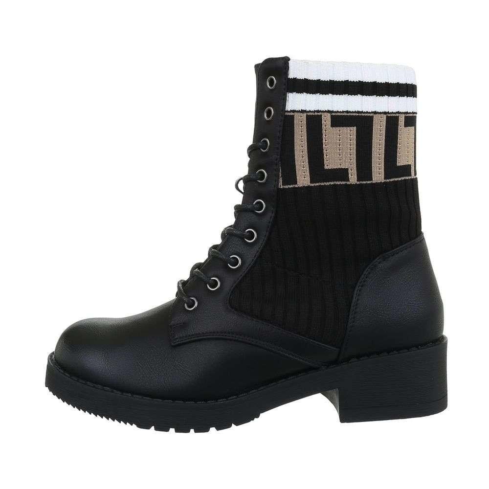 Kotníkové boty EU shd-okk1160bl
