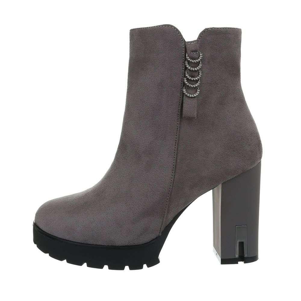 Dámské kotníkové boty - 41 EU shd-okk1144gr