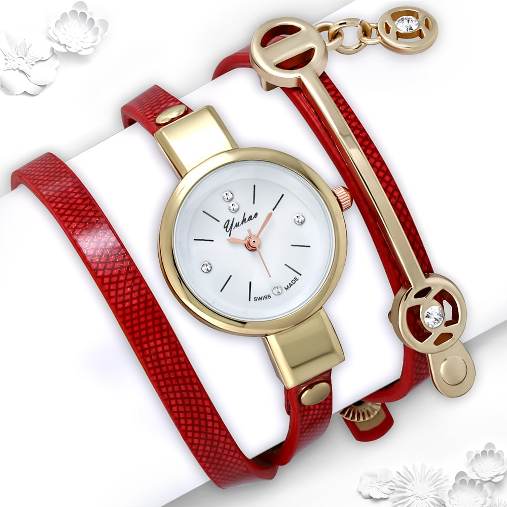 Náramkové hodinky DAMSON th-waf439