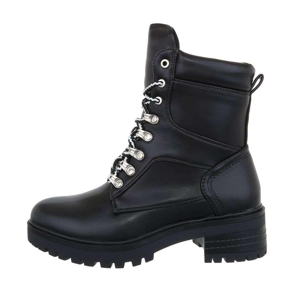 Kotníková dámská obuv EU shd-okk1230bl