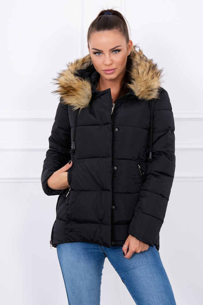 Zimná dámska bunda Kesi ks-bu859bl