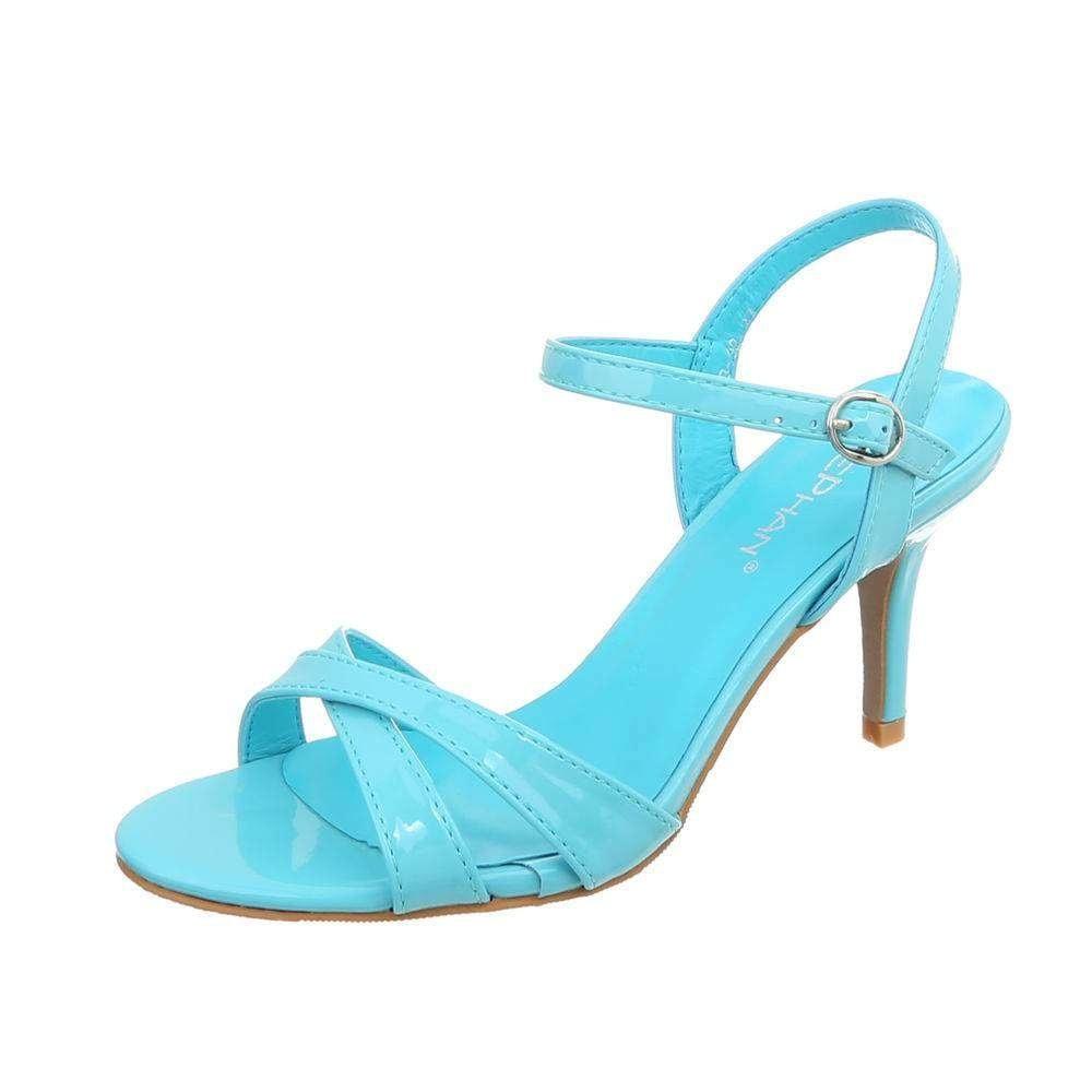 Modré letní sandály - 41 shd-osa1052mo