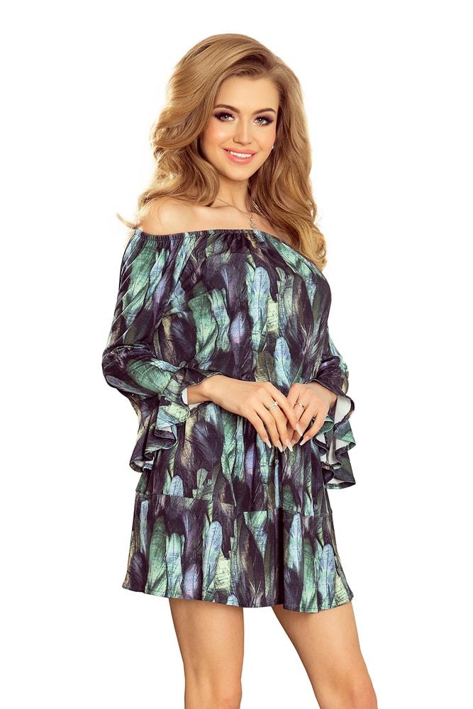Dámske letné šaty - M Numoco nm-sat198-1