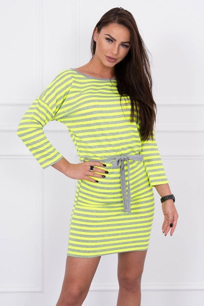 Dievčenské mini šaty - S/M Kesi ks-sa5224ng