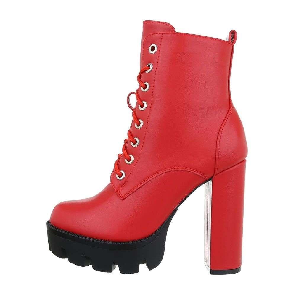 Kotníková obuv na podpatku - 39 EU shd-okk1185re