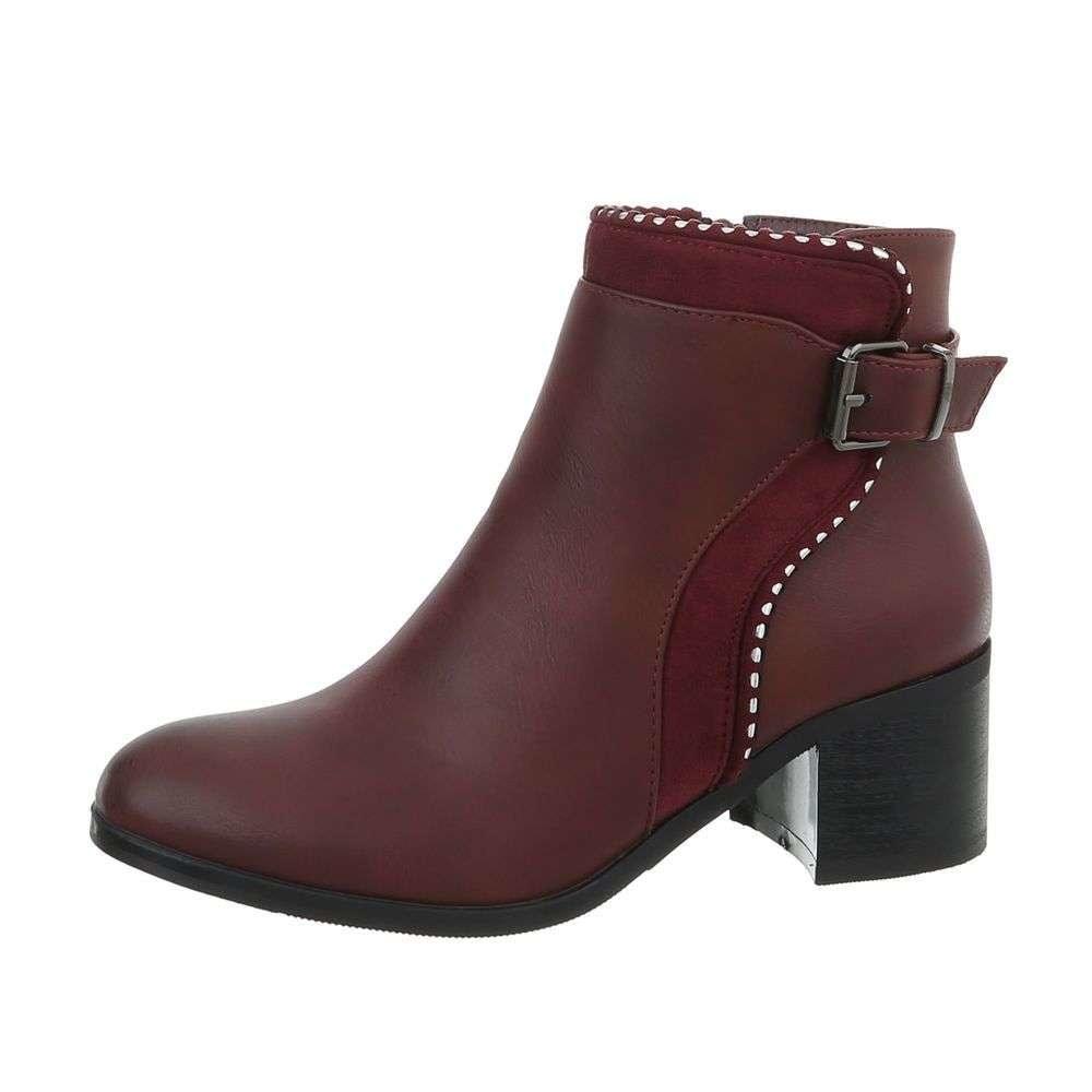 Kotníková elegantní obuv - 39 EU shd-okk1172vi