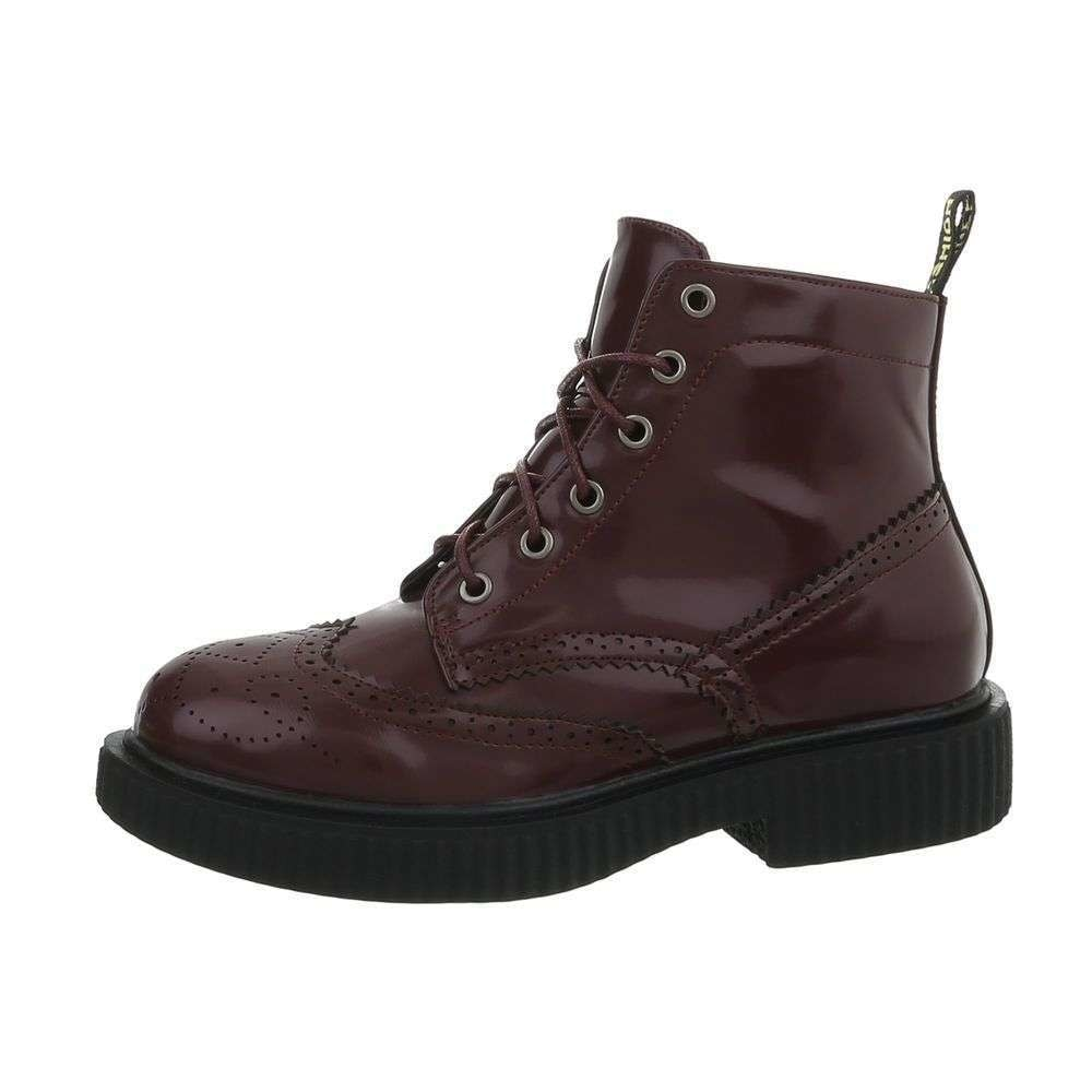 Dámske členkové topánky - 39 EU shd-okk1127bo