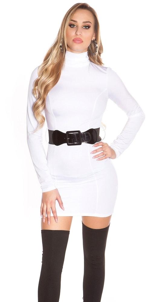 Dámske mini šaty Koucla in-sat1813wh