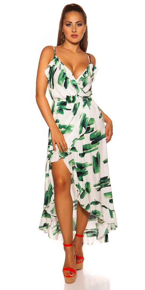Letné dámske šaty Koucla in-sat2058wh