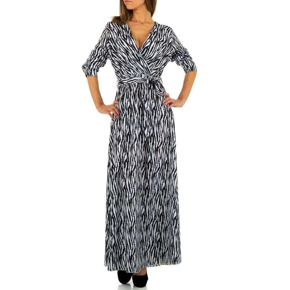 Dámské dlouhé šaty - S/36 EU shd-sat1084zeb