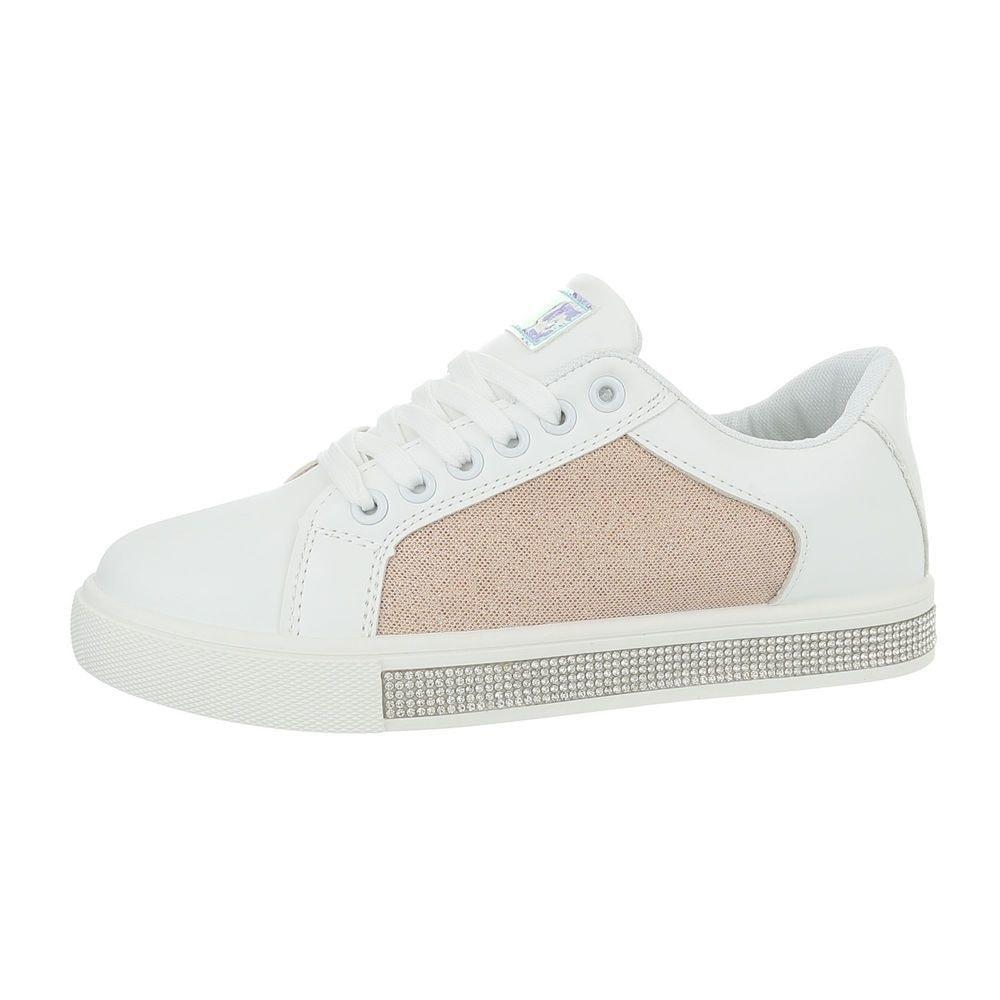 Dámske biele tenisky - 39 EU shd-osn1155cha