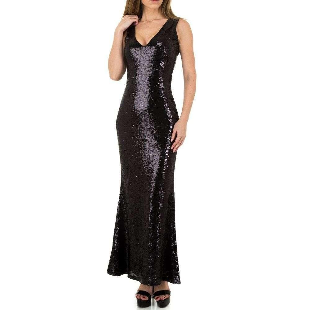 Plesové šaty s flitry - L/40 EU shd-sat1051bl