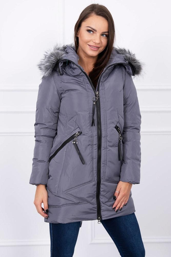 Dámska zimná bunda Kesi ks-buA02tg