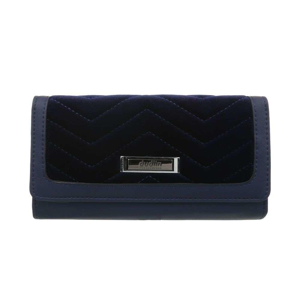Modrá peňaženka sh-pe1005mo