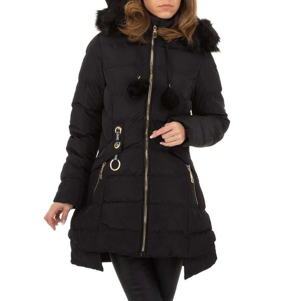 Dámska zimná bunda - XXL/44 EU shd-bu1147bl