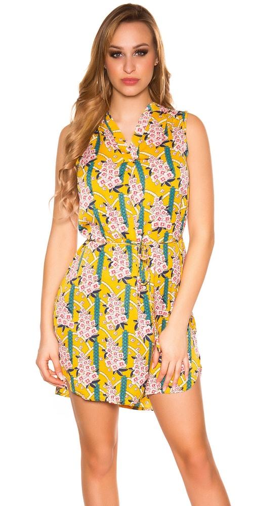 Letné mini šaty Koucla in-sat1684ge